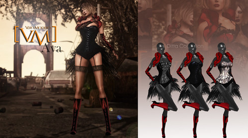 [VM] VERO MODERO  Ava Corsets All Patterns