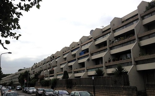 Whittington Estate, London N19