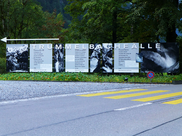 Trummelbach sign
