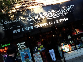 Record Store Visit: Laurie's Planet Of Sound - Chicago, IL - 09/16/13
