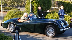 1953 Jaguar XK120 SE Roadster 1