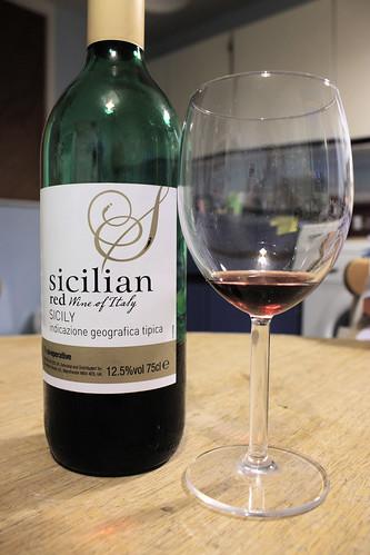 Sicilian wine by Helen in Wales