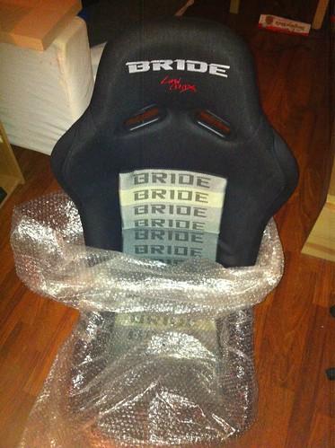 Bride stoler