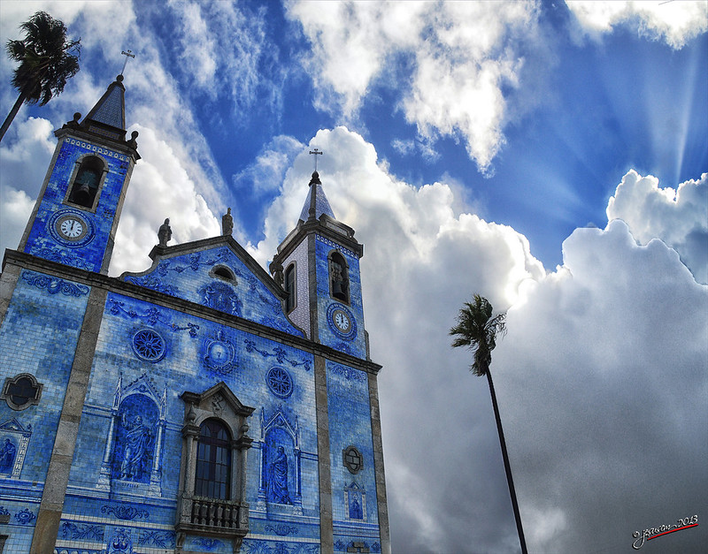 Iglesia portuguesa