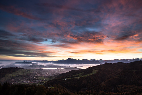 cloud sun sunrise schweiz day herbst luzern wald indiansummer rigi eigental pwpartlycloudy