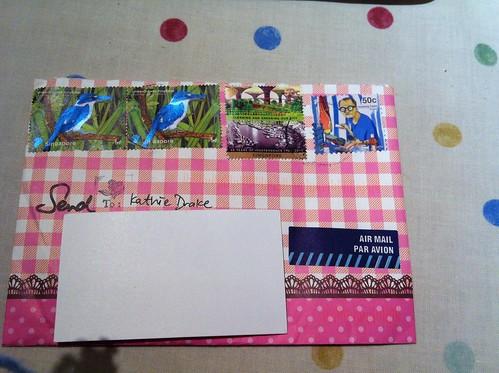 ATC 2 envelope