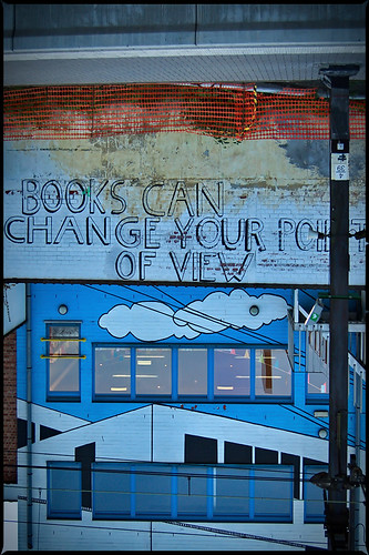 Books can change your point of view