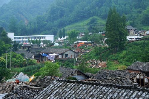 china chengdu 中国 sichuan 成都 bailu 四川 彭州 pengzhou 512汶川地震 512wenchuanearthquake 白鹿镇 seminariumannuntiationis