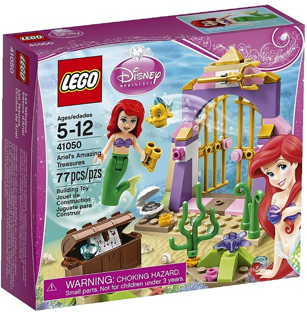 41050 Ariel's Amazing Treasures