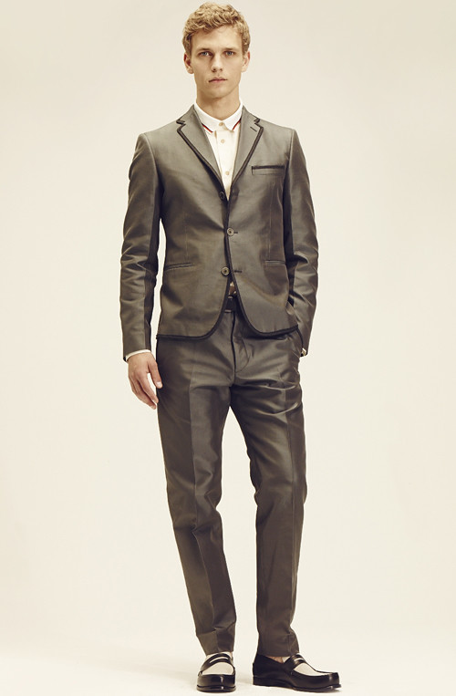BOTTEGA VENETA  2014 CRUISE MENS COLLECTION009_Benjamin Eidem