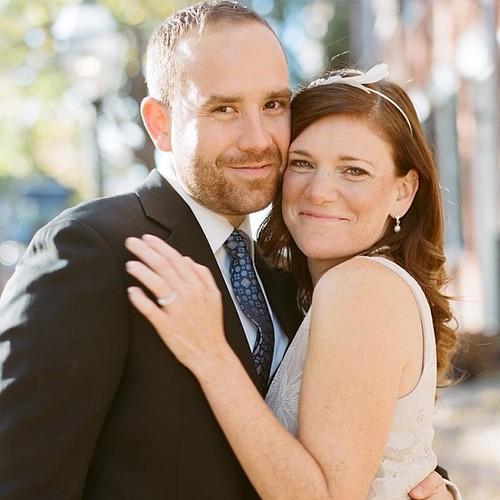 "One week ago today, we said, ""I do"" -- I'm so glad we did!"
