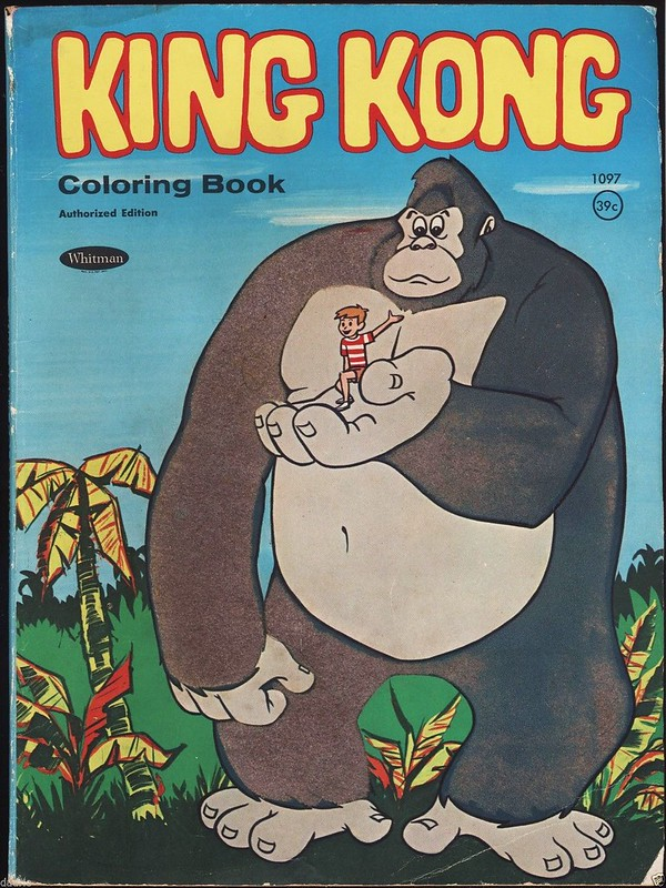 kingkong_coloring