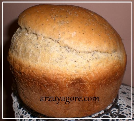 haşhaşlı ekmek-0