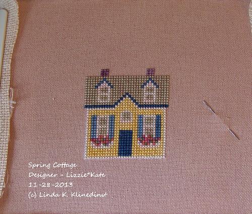 100_8995 - Spring Cottage - Designer - Lizzie and Kate - 11-28-2013