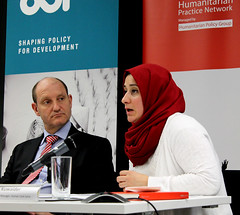Marwa Kuwaider, Programme Development Manager at Human Care Syria highlights the role of local and diaspora organisations