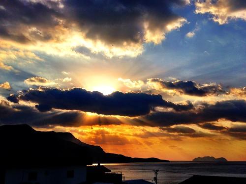 sunrise island lanyu 蘭嶼 漁人 八代灣 魚飛浪民宿