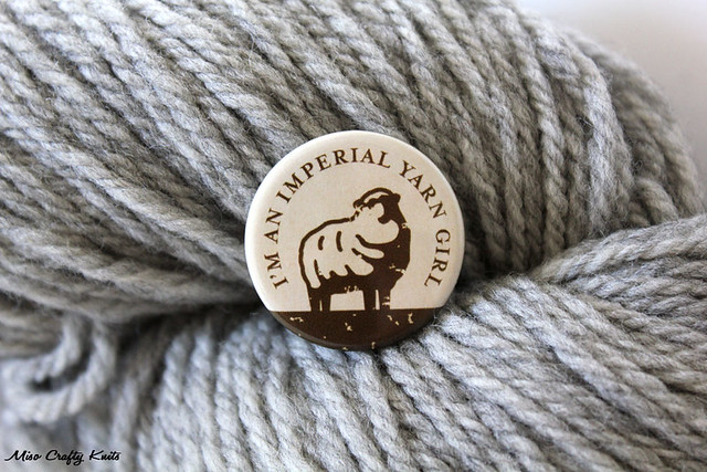 Imperial Yarn Button