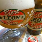 ベルギービール大好き!! レオン1893Biere Leon1893 bier