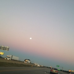 | Howling at the moon | #I20 #dallas #Texas #FullMoon #Moon #SunSet #Skys #opulentphotos