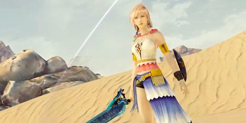 Lightning Returns: Cloud, Aeris and Yuna costumes released in Japan