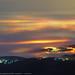 凌晨在三十六彎盡頭 欣賞雲海和琉璃光 colored glaze clouds in ChiaYi county by *dans