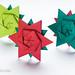 12-Pointed Origami Star by Maria Sinayskaya