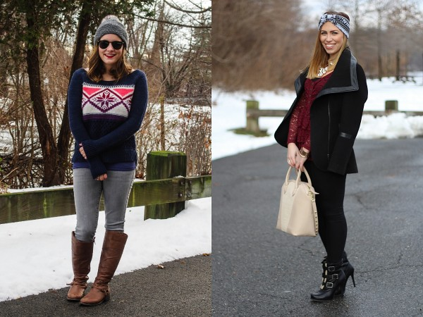 Living After Midnite: My Go-To December Outfit
