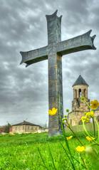 Kutaisi Bagrati cross