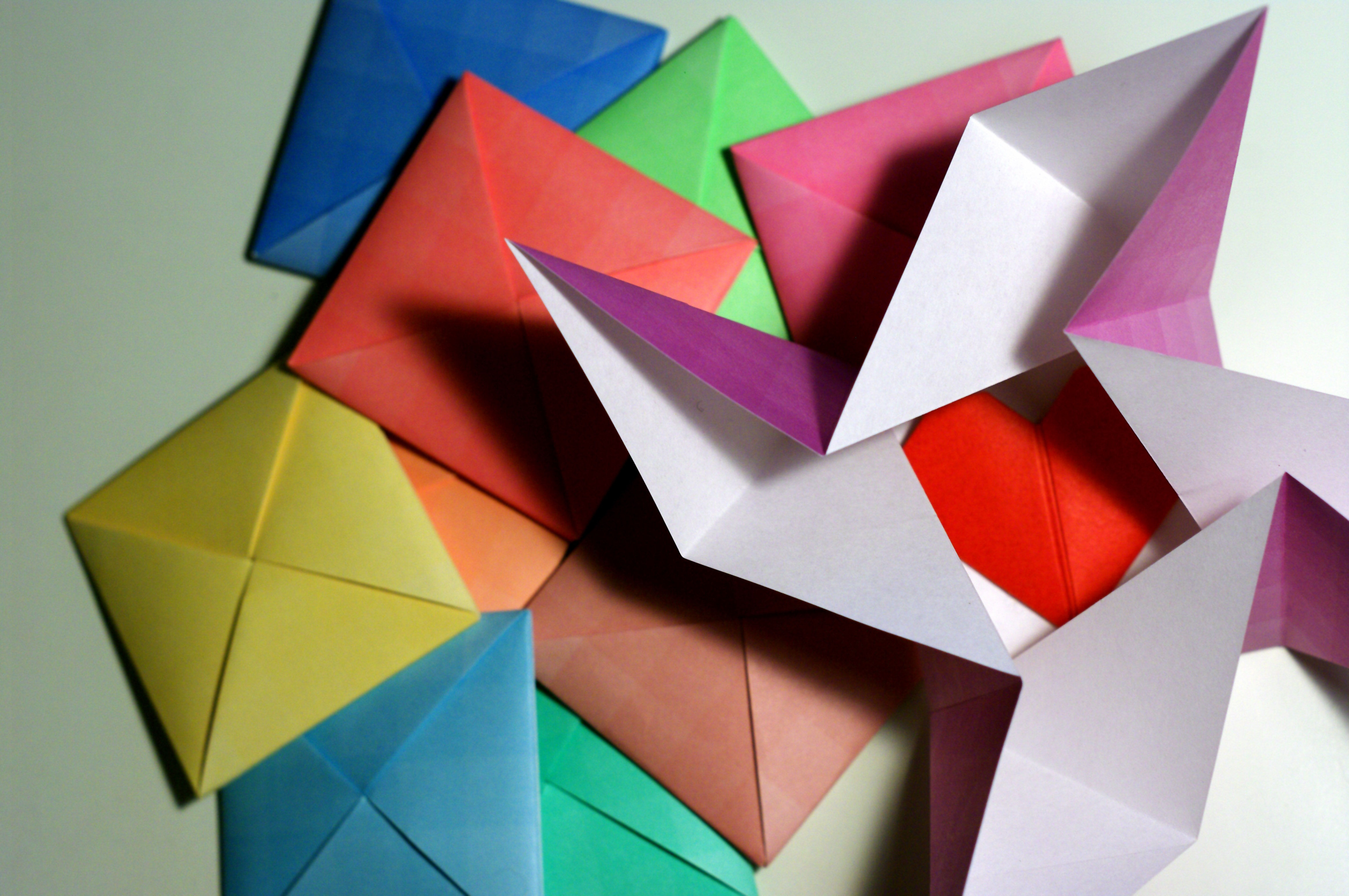 Very Easy Origami - photo#6