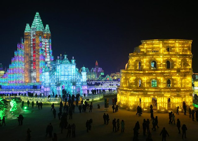 C - China Harbin Ice Festival 2014 - 10