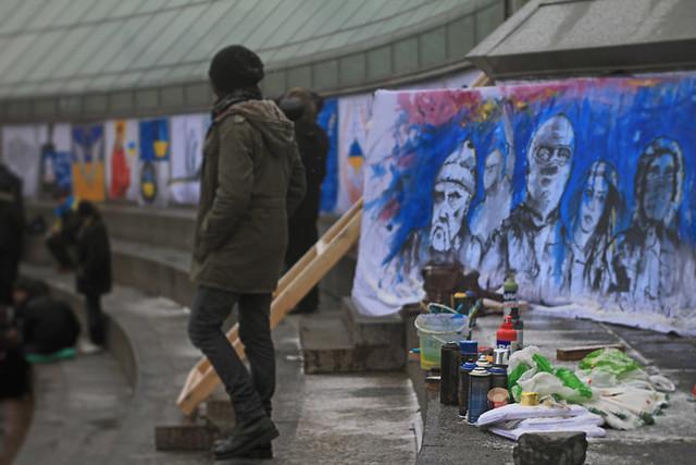 Майдан.Київ. Сила і совість