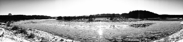 Ledai Neryje
