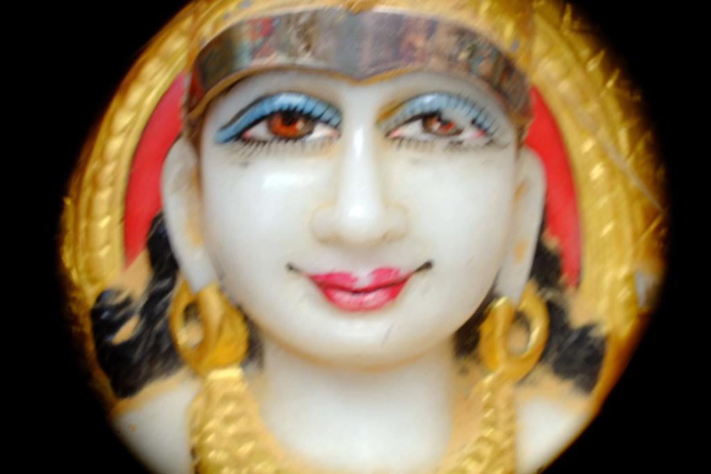 Smiling Goddess