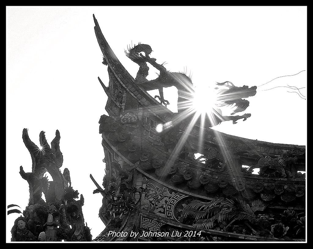 灰階的光影 2014 1月回顧
