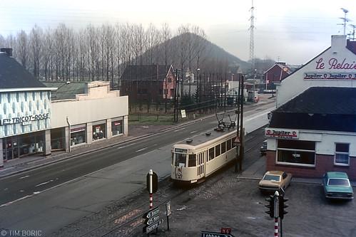 tram interurban streetcar tramway tec strassenbahn slagheap hainaut terril vicinal sncv nmvb buurtspoorwegen anderlues vicinaux buurtspoorweg überlandbahn slakkenberg