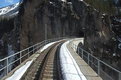 RhB - Landwasser Viaduct