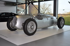 Auto Union Type C (1936) Recreation