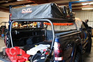 Addicted bed rack install | TCT Magazine January 2014