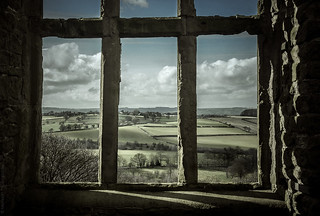 View from the ruins // 22 02 14