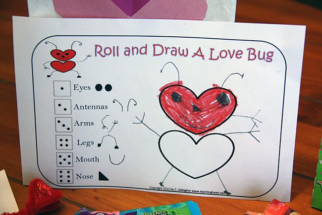 Love-Bug-Game