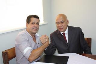 Roberto Cardoso, de Osasco, é pré-candidato a deputado federal pelo Solidariedade