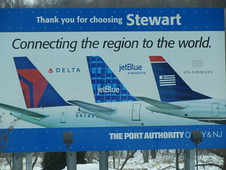 Stewart Airport  New Windsor, NY