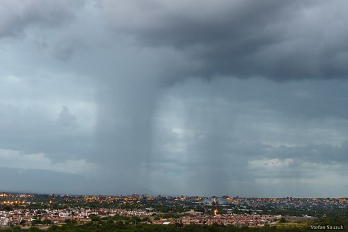 Desplomes de lluvia en Catamarca