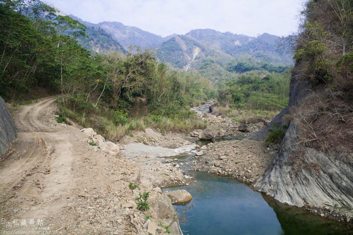 台南私藏景點--關山無名山谷 (1)