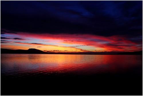 sea clouds sunrise view australia tasmania mariaisland shoalbay mariaislandnationalpark chinamansbay canoneos550d encampmentcove trainsintasmania tasmanianscenary stevebromley tasmaniancoastalscenary