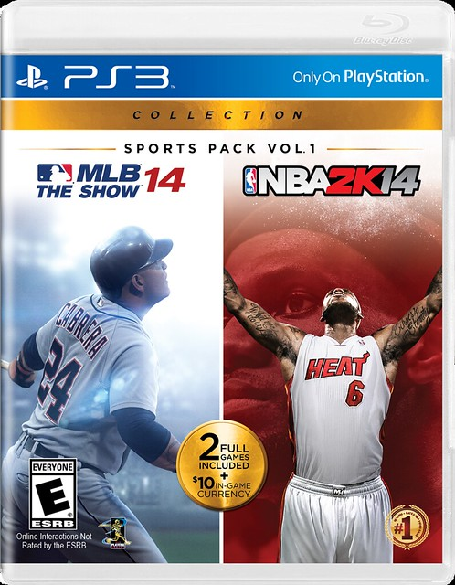 PlayStation Sports Pack Vol. 1