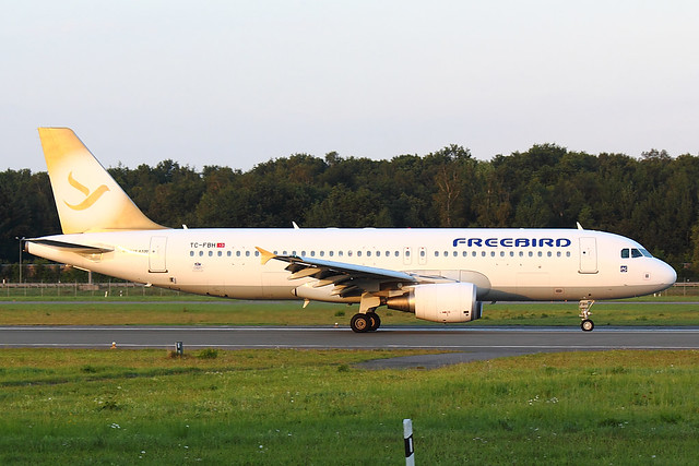 Freebird - A320 - TC-FBH (1.5)