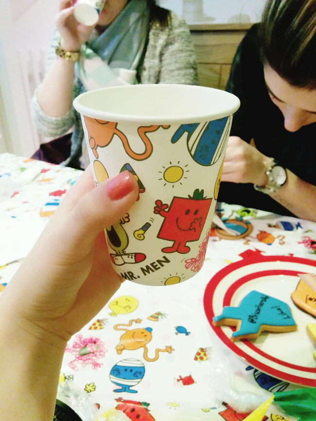Daisybutter - UK Style and Fashion Blog: Biscuiteers Boutique Mr Men collection launch