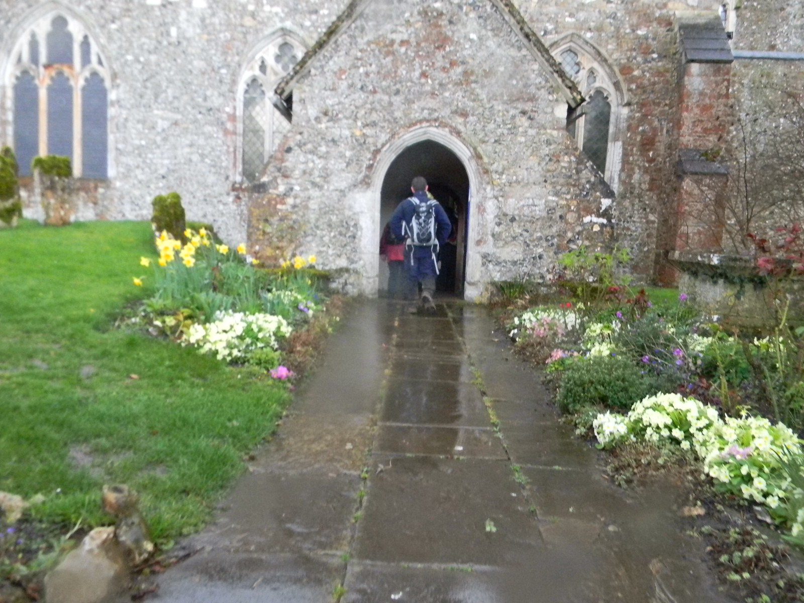 Hollingbourne church Lenham to Hollingbourne