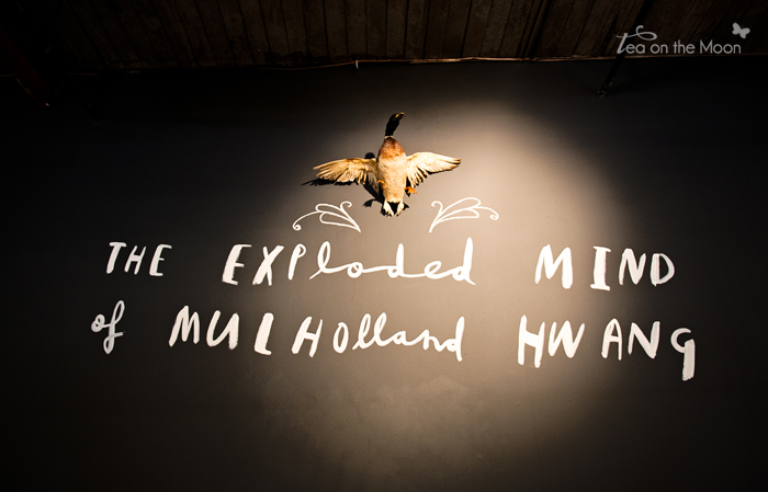 Oliver Jeffers THE EXPLODED MIND OF MULHOLLAND HWANG 01